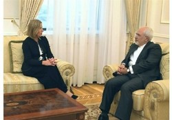 Zarif meets top European diplomats in Geneva