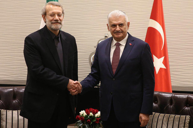 Iran, Turkey parli. chiefs call for realization of $30bn trade transactions