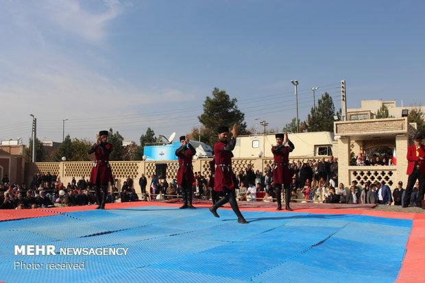 چهارمین جشنواره اقوام و عشایر ایران