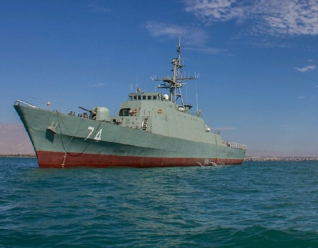 Iran launches domestically made destroyer: State media