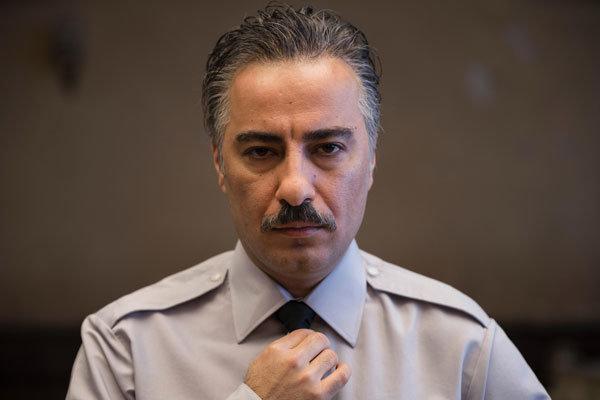 نوید محمدزاده با متفاوت ترین گریمش در سینما