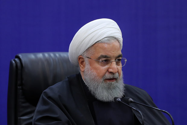 Situation to change only if all sanctions lifted, says Rouhani