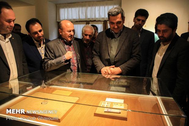 بازدید شهردار تهران از خانه موزه مدرس