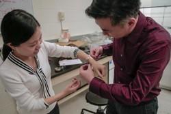 بانداژ الکتریکی زخم را درمان می کند