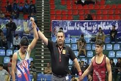 ایران قهرمان رقابتهای بین المللی کشتی ارومیه شد