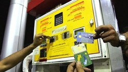 gasoline smart card