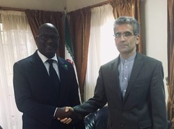 Ivory Coast Muslim merchants voice readiness to coop. with Iran