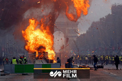 VIDEO: 27th week of Yellow Vests protests in France