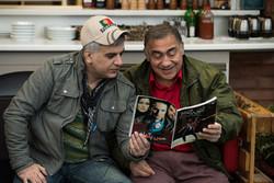 خسرو احمدی و ایلیا منفرد «عشق من: حامد بهداد» را روایت می کنند