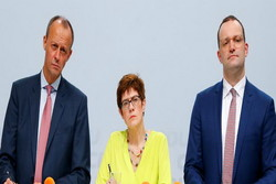 رأیگیری برای انتخاب جانشین «مرکل» شنبه آینده برگزار میشود
