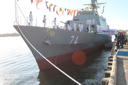 'Dena' destroyer and 'Fateh' submarine to join navy fleet in near future