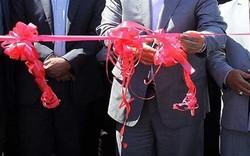 بهره برداری از فاز دوم یک شرکت تولیدی الیاف در شهرستان دلیجان