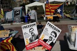 رهبران زندانی و جداییطلب ایالت کاتالونیا محاکمه میشوند