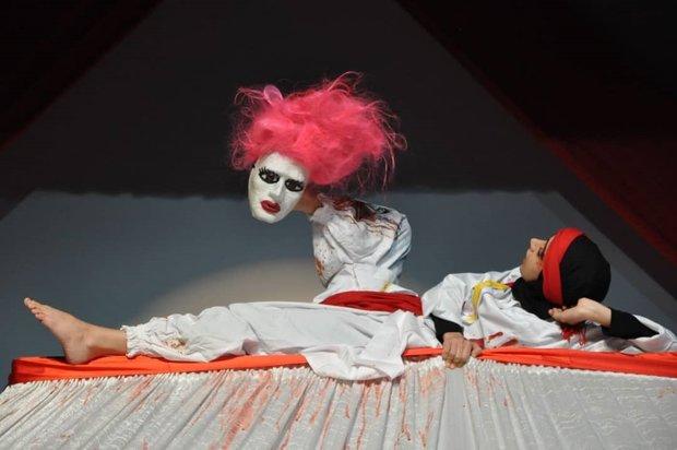 چهار نمایش در روز دوم پانزدهمین جشنواره تئاتر کوردی سقز اجرا شد