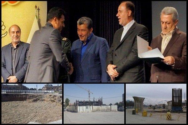 پروژههای عمرانی شهر همدان در برزخ بیپولی/قولهایی که عملی نشد