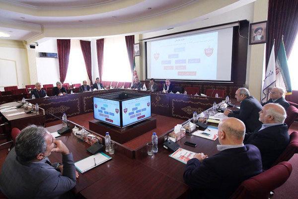مجمع باشگاه پرسپولیس تشکیل شد/ گزارش گرشاسبی به اعضای مجمع