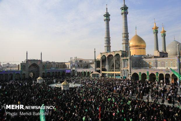 قم آل محمد (ص) کا حرم / حضرت معصومہ (س) کی زیارت کا صلہ بہشت