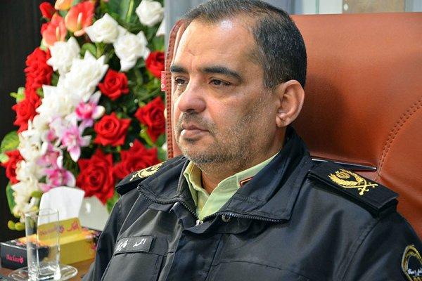 بیش از ۲ تن مواد مخدر در ایرانشهر کشف شد