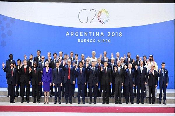 بروز جنگ تجاری چین و آمریکا در کنفرانس جی بیست