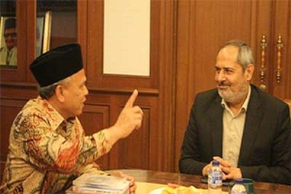 ایران مشترکات فرهنگی زیادی با اندونزی دارد