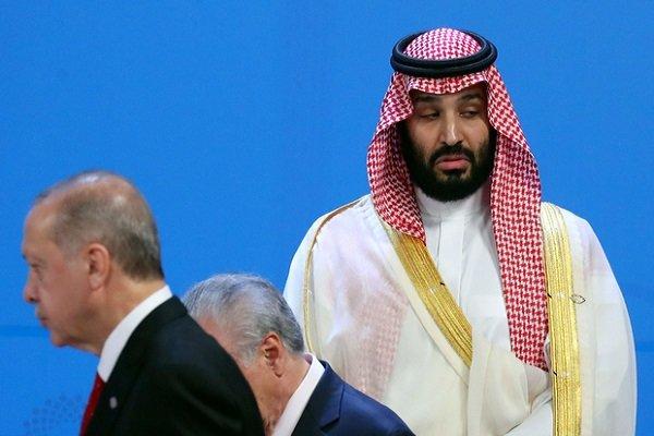 تجاهل زعماء العالم لابن سلمان في قمة العشرين /فيديو