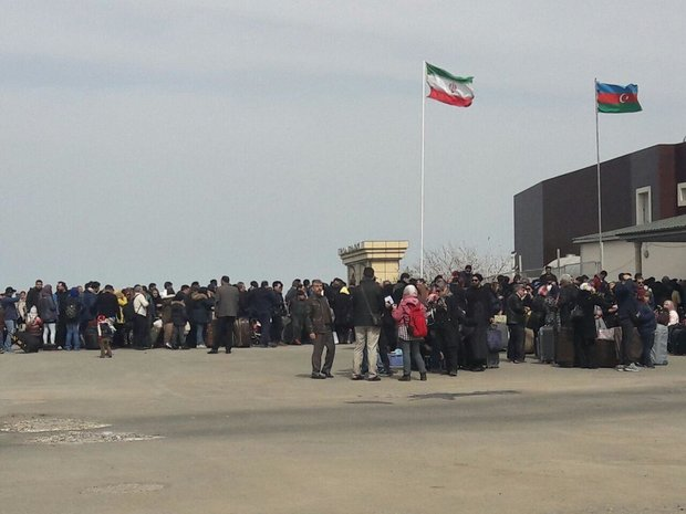 Some 1m Azeris visit Iranian province in 8 months