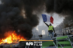 VIDEO: Protests over fuel tax in France