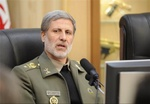 Defense ministry hails Iran's successful space mission