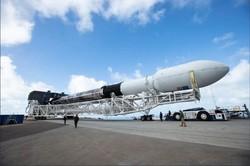 موشک اسپیس ایکس برای سومین بار به فضا میرود