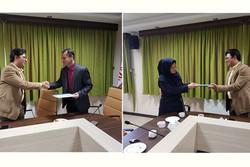انتصاب های جدید در اداره کل هنرهای تجسمی وزارت ارشاد