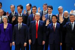رهبران G20 خواهان اصلاح ساختار WTO و کاهش تنشهای تجاری شدند