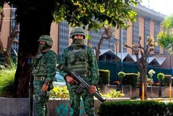 Multiple grenades explode at US consulate in Mexico