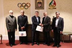 صالحی امیری از روسای بازنشسته سه فدراسیون تقدیر کرد