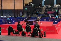 پیروزی پینگپنگباز جوان ایران در اولین حضور جهانی