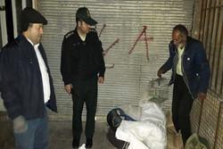 پایش مستمر بی خانمان ها در نقاط بی دفاع شهری شمال تهران
