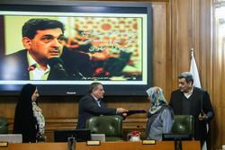 Yeni Tahran Belediye Başkanı'nın yemin töreni yapıldı