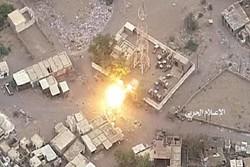 عملیات مشترک توپخانهای و پهپادی یمنی ها در ساحل غربی ضد متجاوزان
