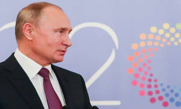 Putin expresses Russia's concern over situations in Idleb
