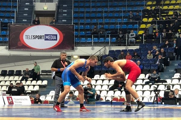 Iran crowned at Alrosa wrestling cup