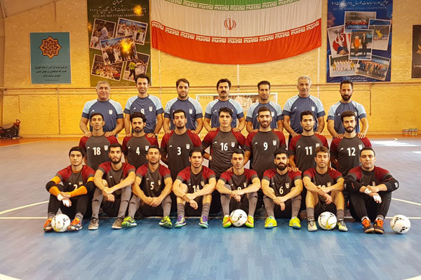 اسامی بازیکنان تیم ملی فوتسال ایران اعلام شد