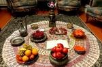 شب چله در همدان و دورهمی «شام محبت»/رسومی که رو به فراموشی میرود