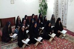 فعالیت ۳۰۰ خانه قرآن شهری و روستایی در کرمانشاه
