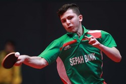 Iran advances to quarterfinals of World Junior Table Tennis C'ships