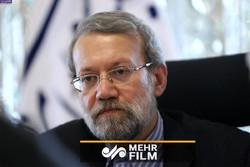 لاریجانی: شورای امنیت به وظایف خود عمل نمیکند