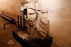 خهسارهکانی خۆپیشاندان له پاریس