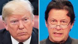 امریکی صدر ٹرمپ کا پاکستانی وزير اعظم عمران خان کے نام خط