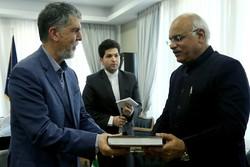 Art, culture a linking bridge for boosting coop. between Tehran, New Delhi