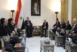 پیام مهمی که نخست وزیر سابق اسلواکی از دمشق به اروپایی ها فرستاد