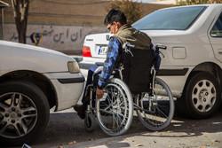 صدور ۱۰۰ پلاک خودرو ویژه معلولان در قم