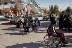 یزدی صحافیوں کی ایک روزہ معذوری